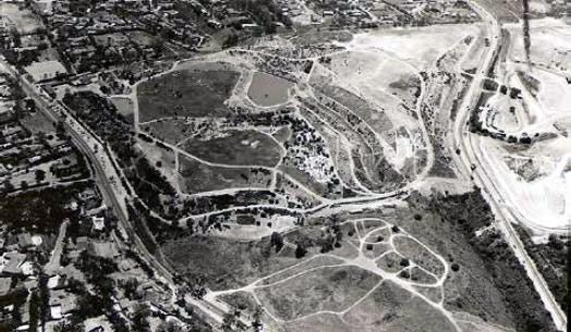 Garden Site, circa 1969