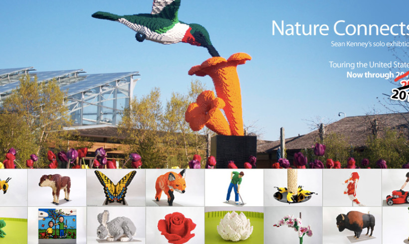 Nature Connects Exhibit Previews at SCBGF