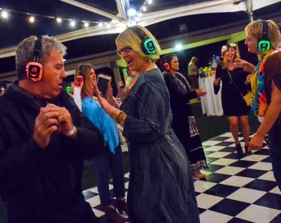Event Photos – Silent Disco – Garden Party -Copy