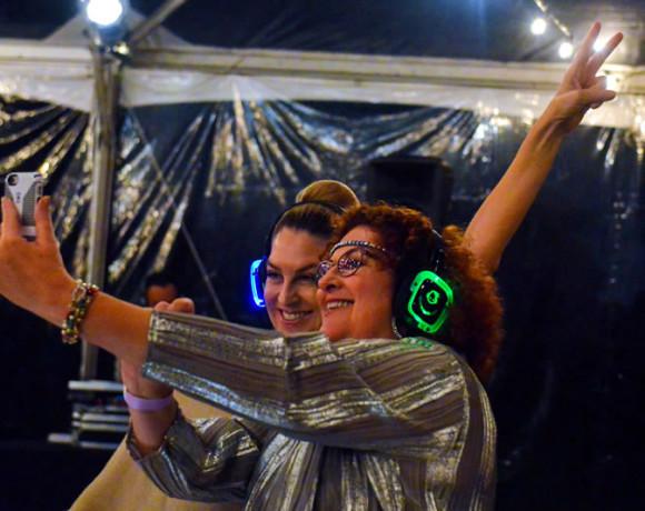 Event Photos – Silent Disco – Garden Party