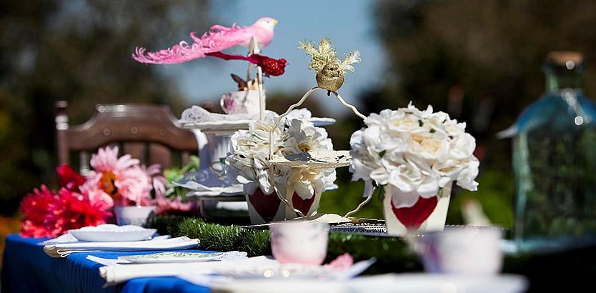 Children S Birthday Parties In The Garden South Coast