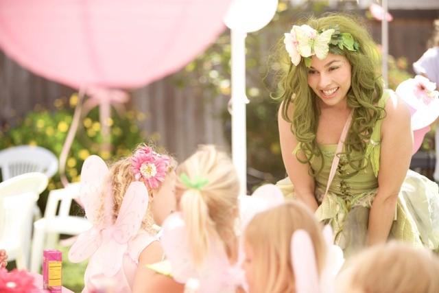 Children S Birthday Parties In The Garden South Coast Botanic Garden Foundation