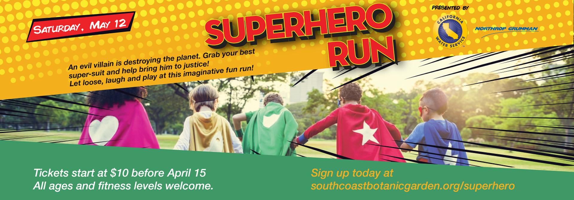 Superhero Run