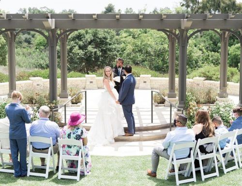 South Coast Botanic Garden's All-Inclusive 'Micro-Wedding' is a Beautiful, Safe Solution for Couples Looking to Wed Amid COVID-19 Pandemic